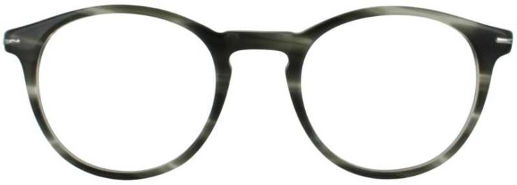 Prescription Glasses Model DC316-GREY-FRONT