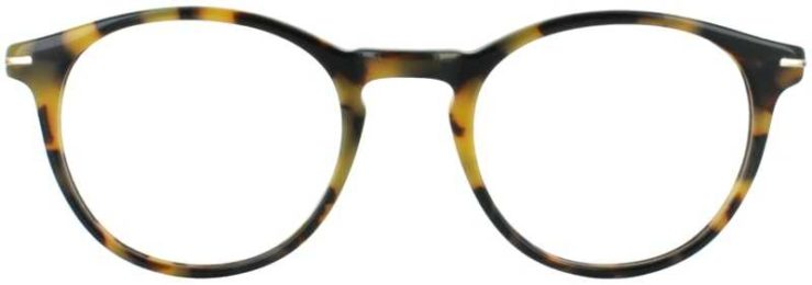 Prescription Glasses Model DC316-TORTOISE-FRONT