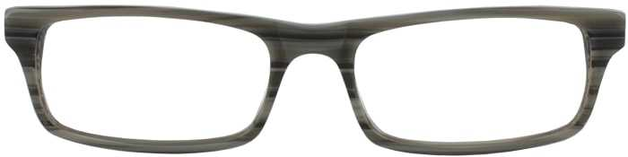 Prescription Glasses Model DC50-GREY-FRONT