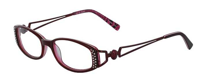 Prescription Glasses Model DC64-RED-45