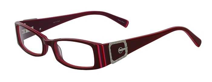 Prescription Glasses Model DC71-PINK-45