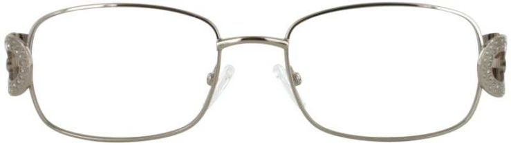 Prescription Glasses Model DC77-GOLD-FRONT