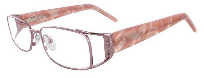 Prescription Glasses Model DC96-PINK-45