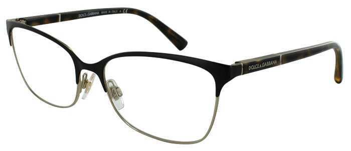 Dolce and Gabbana Prescription Glasses Model DG1268-1254-45