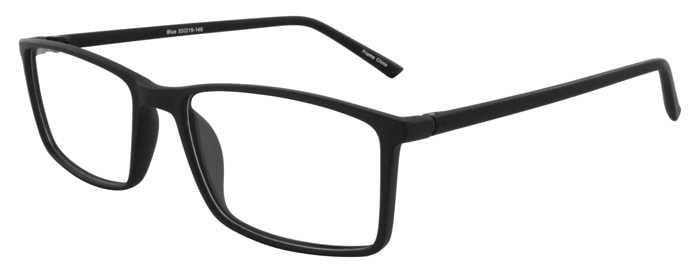 Prescription Glasses Model ETHAN-BLACK-45