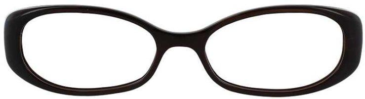 Fendi Prescription Glasses Model F935-BROWN-FRONT
