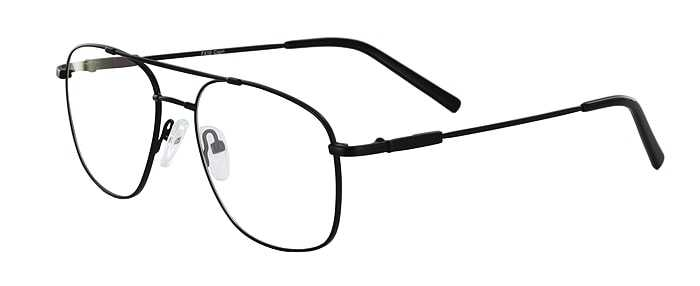 Prescription Glasses Model FX10-BLACK-45
