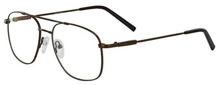 Prescription Glasses Model FX10-COFFEE-45