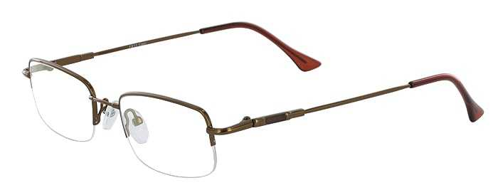 Prescription Glasses Model FX13-COFFEE-45