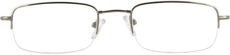 Prescription Glasses Model FX13-GOLD-FRONT