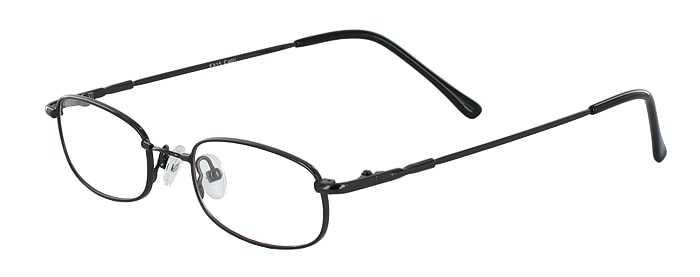 Prescription Glasses Model FX15-GUNMETAL-45
