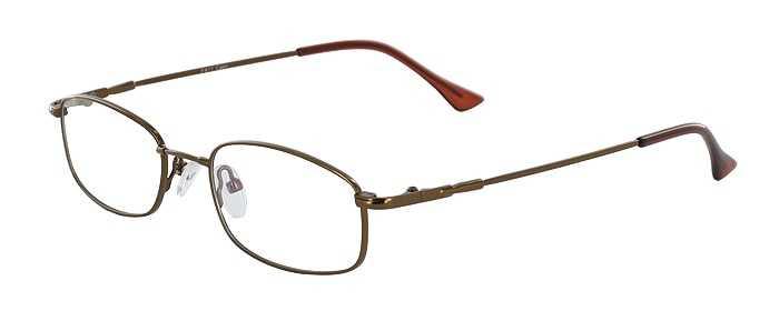Prescription Glasses Model FX17-COFFEE-45