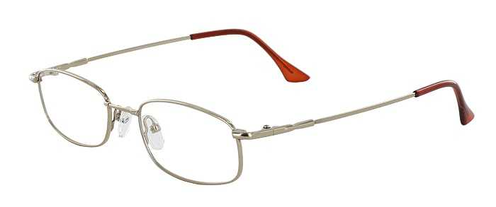 Prescription Glasses Model FX17-GOLD-45