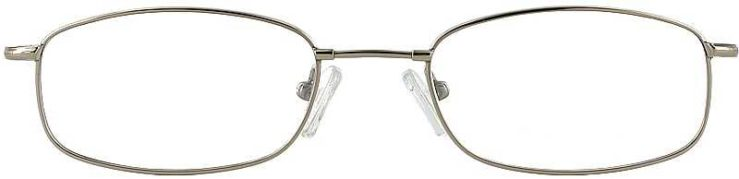 Prescription Glasses Model FX17-GOLD-FRONT