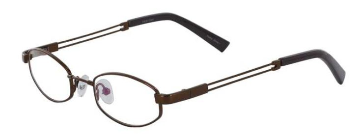 Prescription Glasses Model FX19-COFFEE-45
