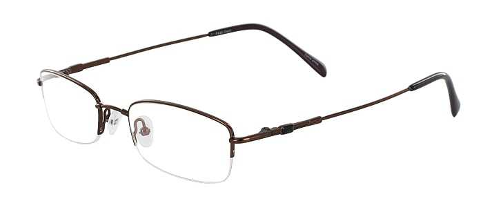 Prescription Glasses Model FX20-COFFEE-45