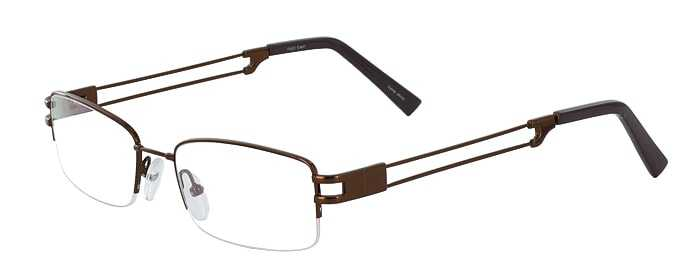 Prescription Glasses Model FX22-COFFEE-45