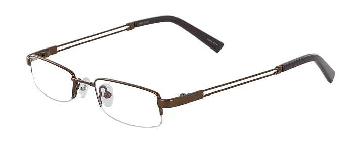 Prescription Glasses Model FX23-COFFEE-45