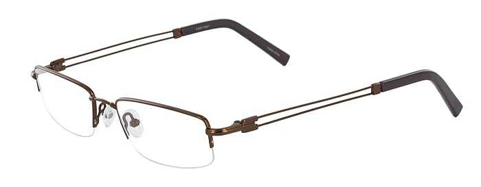 Prescription Glasses Model FX25-COFFEE-45