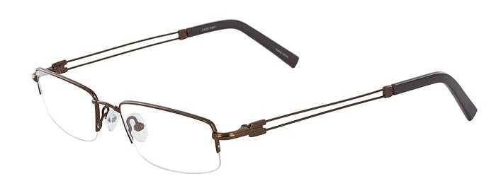 Prescription Glasses Model FX25-COFFEE-45