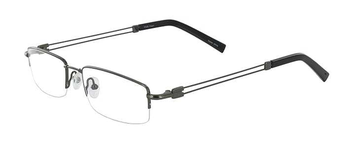 Prescription Glasses Model FX25-GUNMETAL-45