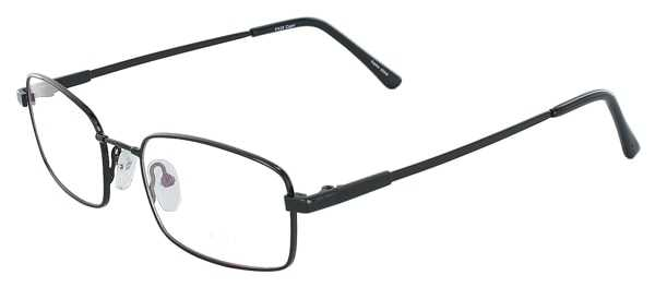 Prescription Glasses Model FX28-BLACK-45
