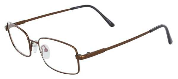 Prescription Glasses Model FX28-COFFE-45