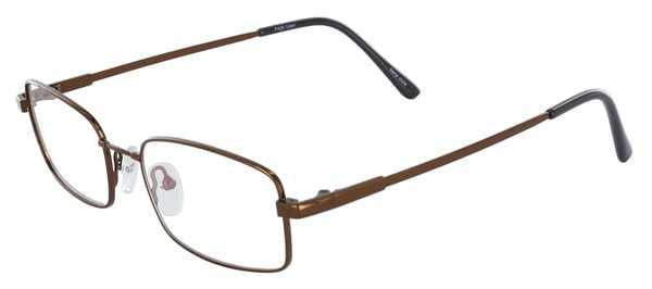 Prescription Glasses Model FX28-COFFE-45