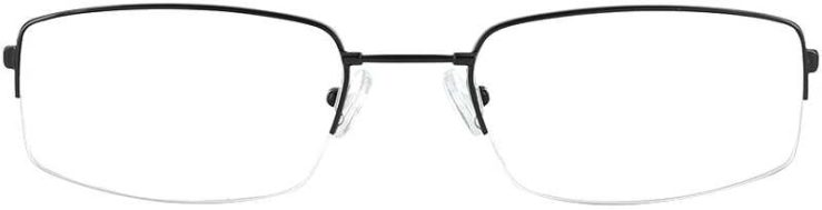 Prescription Glasses Model FX29-BLACK-FRONT