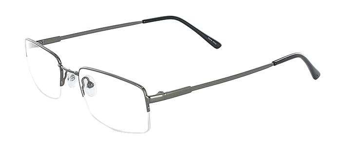 Prescription Glasses Model FX29-GUNMETAL-45