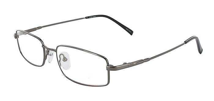 Prescription Glasses Model FX30-GUNMETAL-45