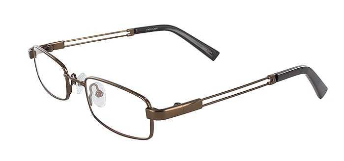 Prescription Glasses Model FX33-COFFEE-45
