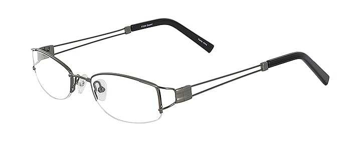Prescription Glasses Model FX34-GUNMETAL-45