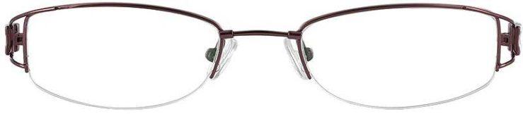 Prescription Glasses Model FX34-PINK-FRONT