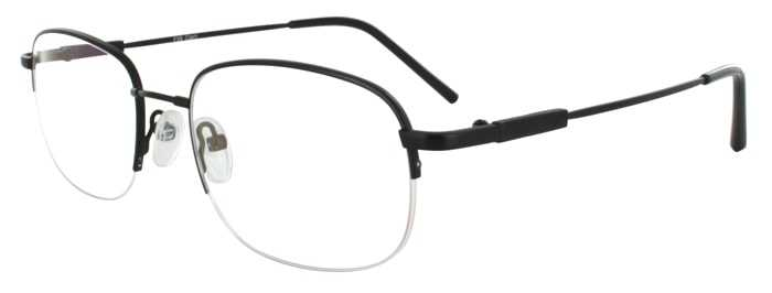 Prescription Glasses Model FX6-BLACK-45