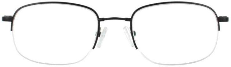 Prescription Glasses Model FX6-BLACK-FRONT