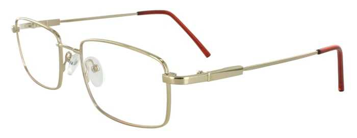 Prescription Glasses Model FX8-GOLD-45