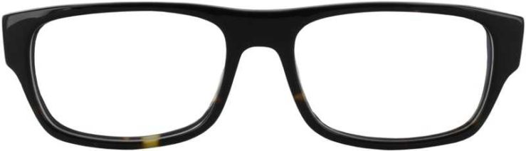 Prescription Glasses Model GEEK106-TORTOISE-FRONT