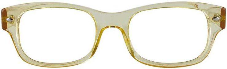 Prescription Glasses Model GEEK111-SAND-FRONT