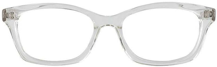 Prescription Glasses Model GEEK115-CLEAR-FRONT