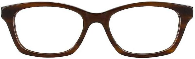 Prescription Glasses Model GEEK115-HONEY-FRONT