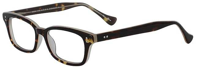 Prescription Glasses Model GEEK119L-TORTOISE-45