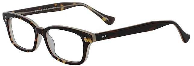 Prescription Glasses Model GEEK119L-TORTOISE-45