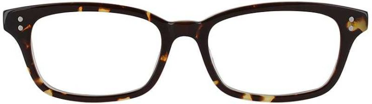 Prescription Glasses Model GEEK119L-TORTOISE-FRONT