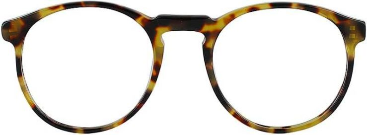 Prescription Glasses Model GEEK703-LIGHT-TORTOISE-6-FRONT