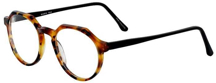 Prescription Glasses Model GEEK704-50-45