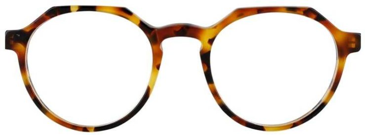 Prescription Glasses Model GEEK704-50-FRONT