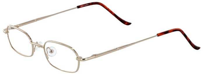 Prescription Glasses Model IRIS-GOLD-45