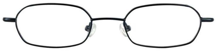 Prescription Glasses Model IRIS-MIDNIGHT-FRONT