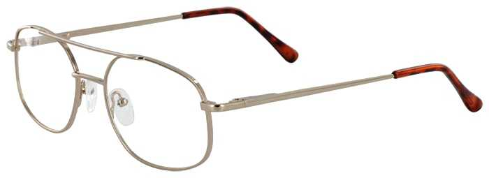 Prescription Glasses Model IVY-GOLD-45